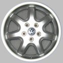 Original 16 inch VW Golf Mk5 - 2