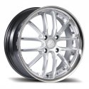 RS JK-4 17 inch Silver