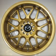 Celica track wheel gold