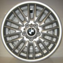 BMW 18 inch MV1 - Matt Silver